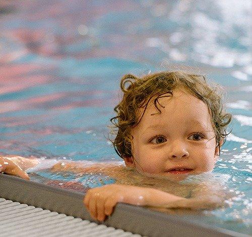Kleinkinderschwimmen Schwimmschule Wassermäuse