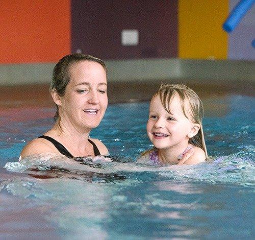 Schwimmkurs Schwimmschule Wassermäuse