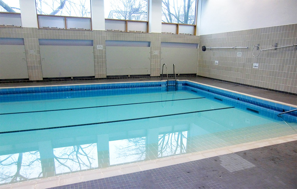 München Giesing Schwimmkurs