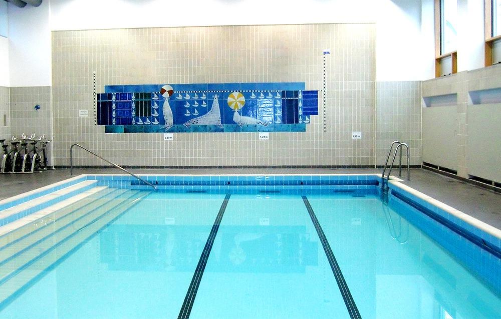 München Babyschwimmen Schwimmkurs