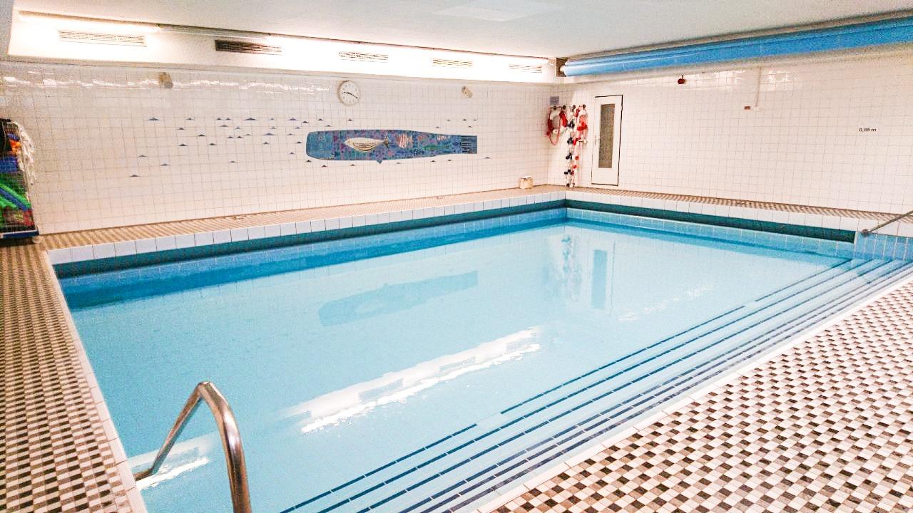 München Aubing Schwimmkurs