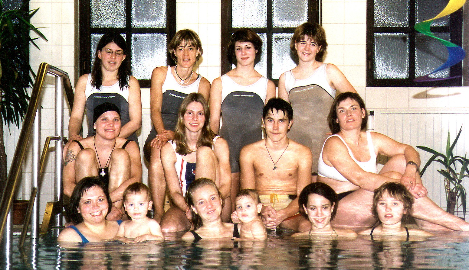 Team Schwimmschule Wassermäuse 1998