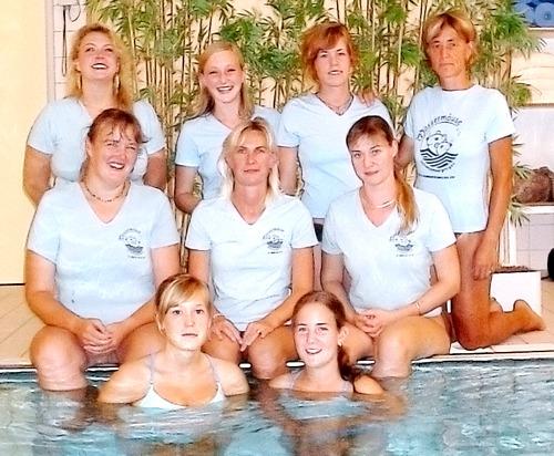 Team Schwimmschule Wassemäuse 2006