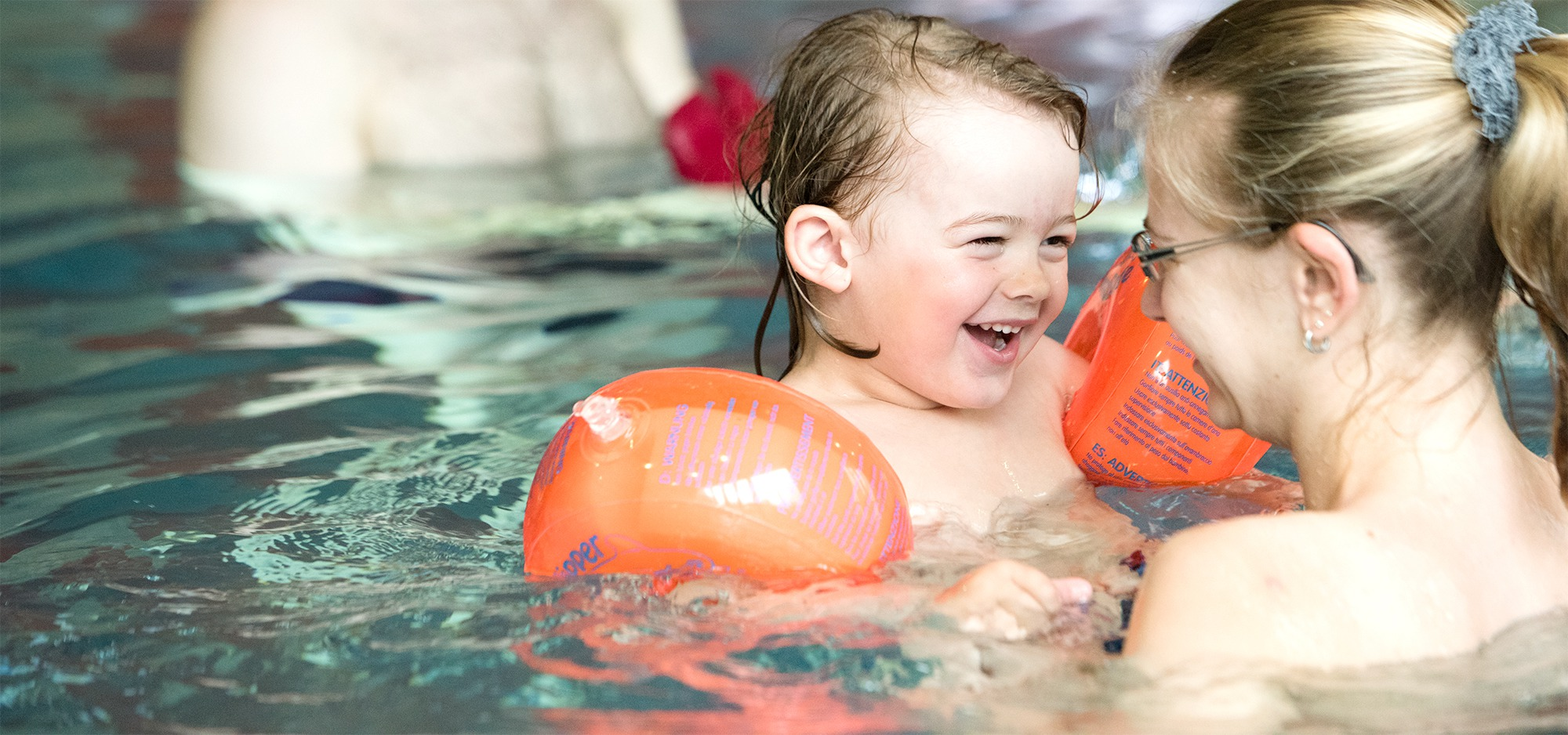 Eltern Kind Schwimmen