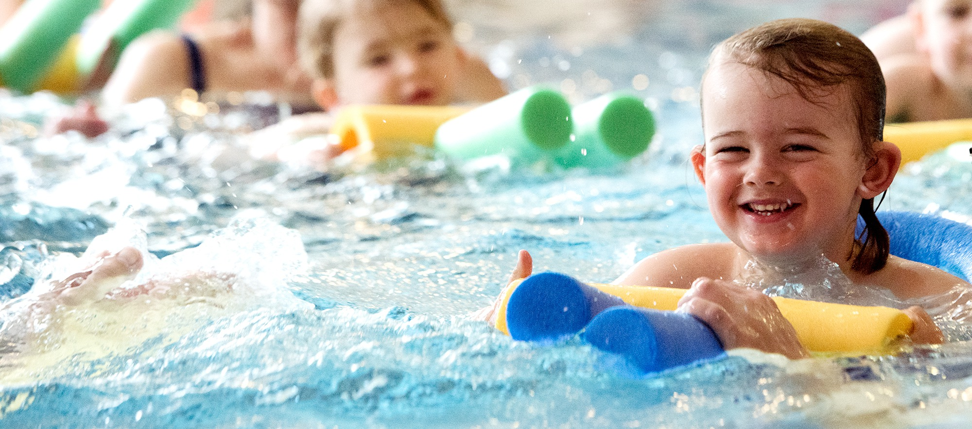 Eltern Kind Schwimmen 2