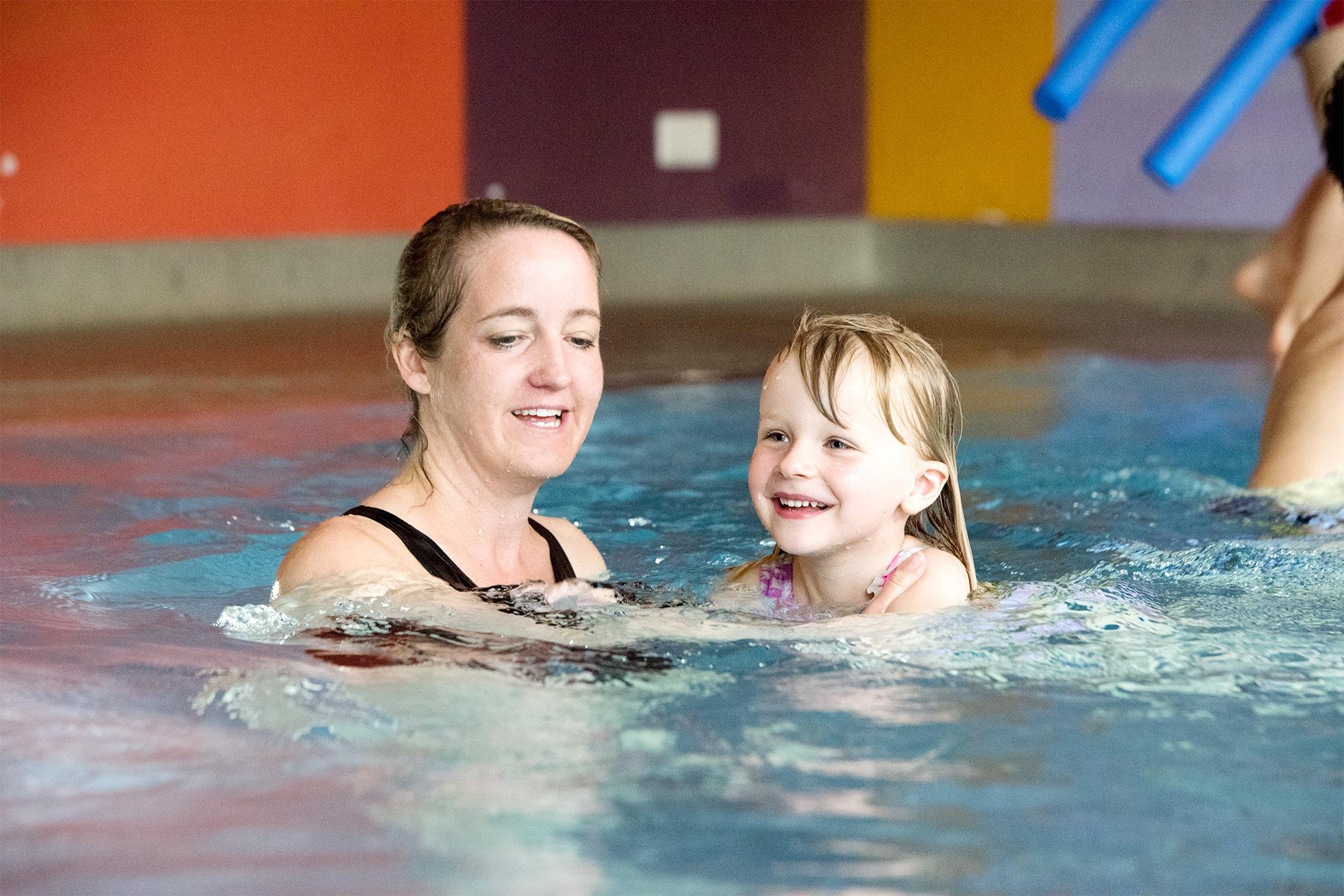 Privatstunden Schwimmschule Wassermäuse