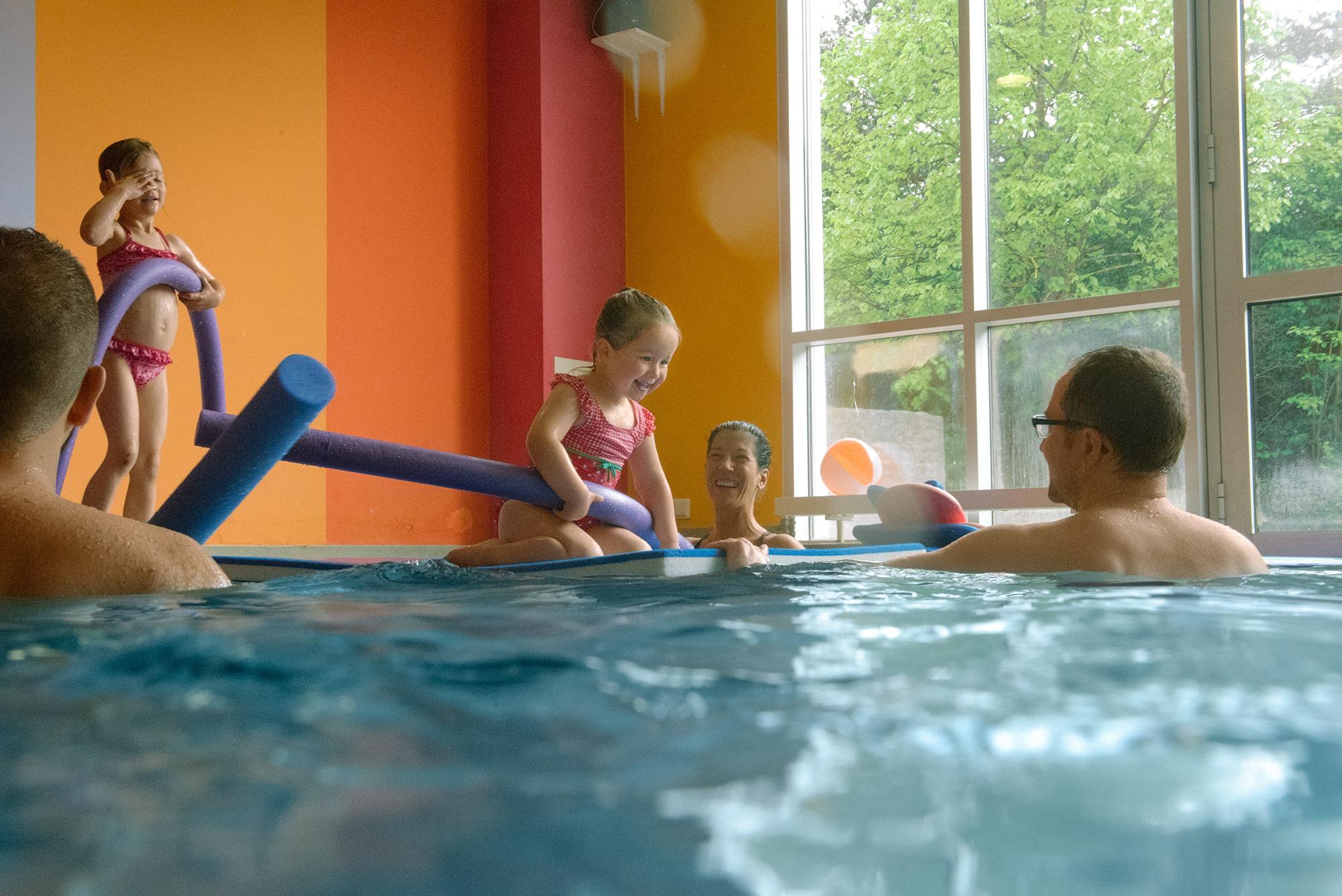 Schwimmschule Wassermäuse Babyschwimmen Schwimmkurs