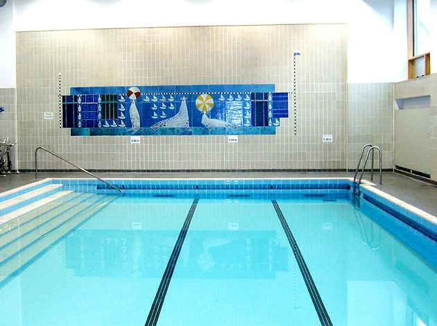 München Giesing Schwimmkurs Babyschwimmen