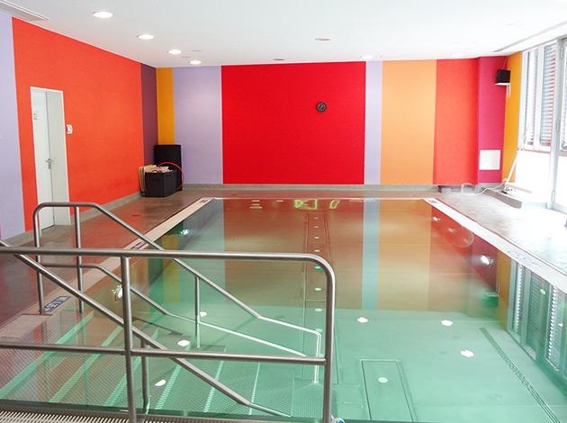 Fürth Schön Klinik Babyschwimmen Kleinkinderschwimmen Schwimmkurs