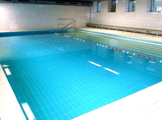 Ingolstadt Kinderschwimmkurs