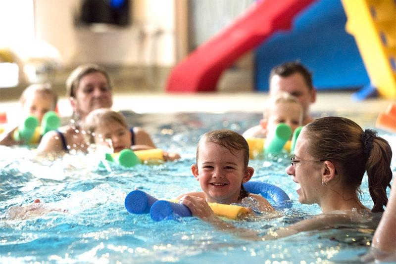 Eltern-Kind-Schwimmen, Eltern-Kind-Schwimmkurs