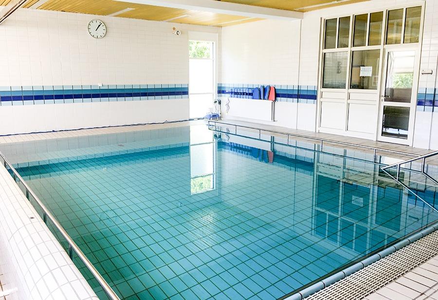Ansbach Bezirksklinikum Schwimmkurs Babyschwimmen