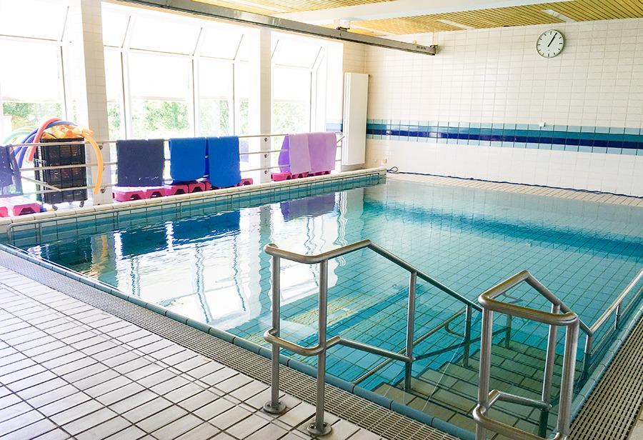 Kinderschwimmen Bezirksklinikum Ansbach
