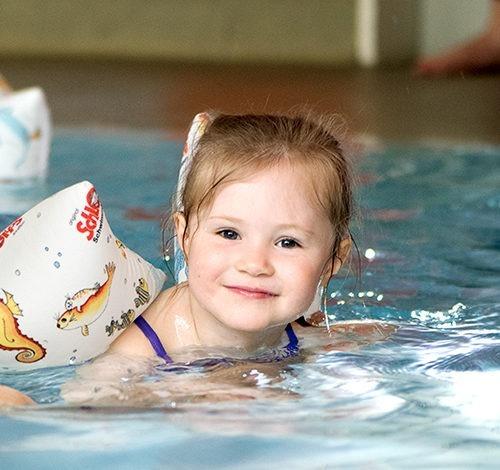 Gutschein Eltern-Kind-Schwimmen