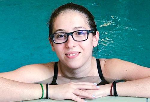 Kursleiterin Schwimmschule