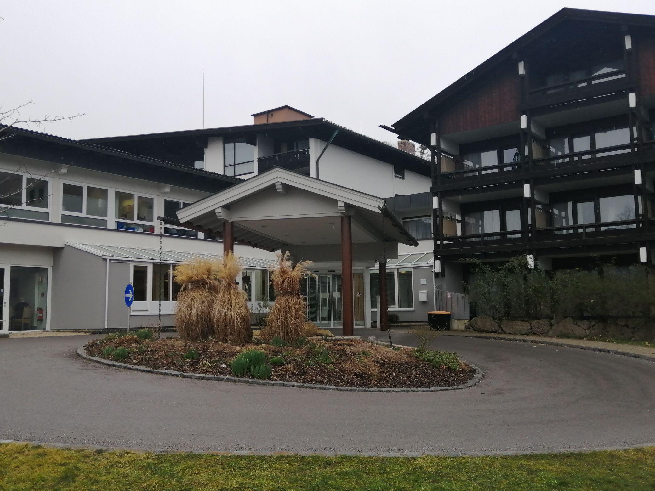 Eingang Blumenhof